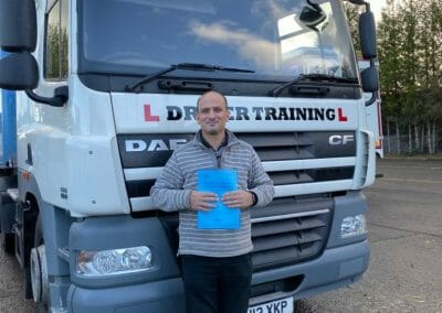 Wall Of Fame | PJE Driver Training Hereford | HGV, CPC, CAT C, Lorry Courses & Training Hereford